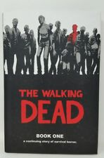 The Walking Dead Book 1 by Robert Kirkman and Tony Moore (2010, Hardcover)