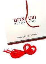 4 Kabbalah Red String Bracelet Lucky Charm Jewelry Evil Eye RACHEL TOMB
