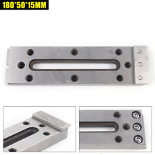 Silver Wire Cut Edm Fixture Lathe Jig Board Tool For Clamping and Leveling Usa