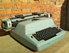 USSR Vintage Electric Typewriter Interior Design