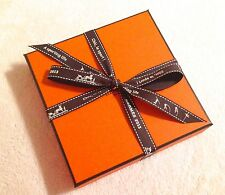 Hermes Orange Box from my own Collection