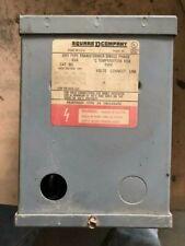 Square D 750kva Model 750sv1f 480240120v Dry Transformer