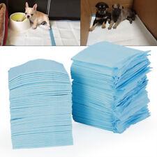 New listing 100X House Puppy Dog Cat Pet Potty Training Pads Pee Train Pad Mats 33*45cm New