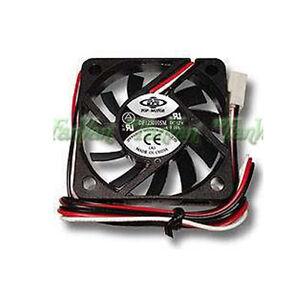Top Motor DF125010SM-3G 50mm x 10mm 3 pin CPU Fan for Intel AMD   **USA SELLER**