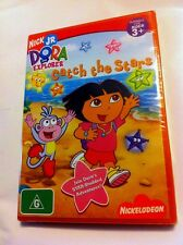 Dora the Explorer: Catch the Stars Region4 DVD - BRAND NEW
