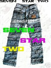 MODEL Bootcut Jeans seven star two G 37/36 w37 l36 rock Energy