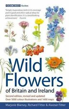 Wild Flowers of Britain and Ireland - New Book - over 5000 colour illustrations