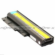 BATTERIE POUR IBM LENOVO ThinkPad T61p (15.4 Widescreen)  10.8V 5200mAh