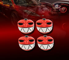 4X 3D HOT RODDY INTERIOR EXTERIOR EMBLEM FOR MAZDA 2 3 5 6 CX5 CX9 MIATA MX5 RX8