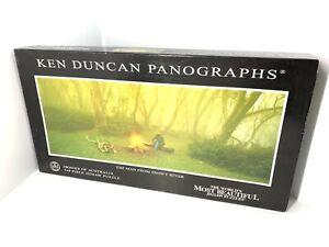 Ken Duncan Panographs Man from Snowy River 748 pce Jigsaw Puzzle Beautiful Aust