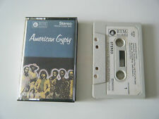 AMERICAN GYPSY SELF TITLED ALBUM CASSETTE TAPE ANGEL EYES 1975 PAPER LABEL RCA
