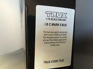 1/76 TRAX TX23 IBC MK ll Bus - Pacific Fair, Gold Coast