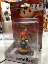 Amiibo NESS Super Smash Bros Collection No.34 NUOVO SIGILLATO