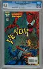 VENOM CARNAGE UNLEASHED #1 1995 CGC 9.8 DR KAFKA APP MARVEL COMICS MOVIE