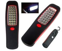 ULTRABRIGHT 24 LED WORKLIGHT INSPECTION LAMP MAGNETIC WORK LIGHT TENT TORCH