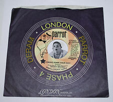 """Blues Rock 45~SAVOY BROWN~Coming Down Your Way (MONO/ STEREO)~Parrot CLEAN 7"""""""