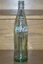 NM 1982 USA COCA-COLA 16oz GLASS RET 4 DEP MONEY BACK BOTTLE w/CAP LOUISVILLE KY