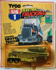 Tyco US1 Highway Const. Co. Gravel Trailer, Electric Trucking, #3926, New