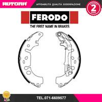 FSB682-G Kit ganasce freno post.Fiat-Lancia (FERODO)