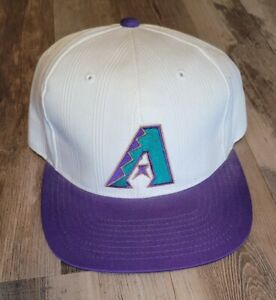 Vintage Vtg Starter The Right Hat Cap Arizona Diamondbacks Adjustable Hat NWOT