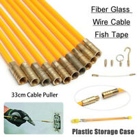 CABLE ACCESS KIT KITS ELECTRICIANS PUSH PULL PULLER ROD RODS WIRE WIRES 4mm NEW