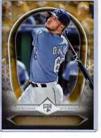 Ryan O'Hearn 2019 Topps Tribute Rookies 5x7 Gold #19R-5 /10 Royals