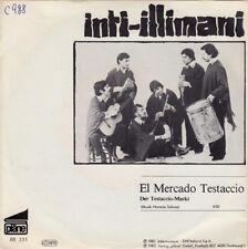 Vinyl Single: Inti Illimani - El Mercado Testaccio / La fiesta de la Tirana C988