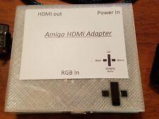 Commodore Amiga Scandoubler Flickerfixer HDMI adapter USA seller! FREE SHIPPING