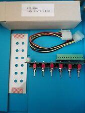 6 port fan controller