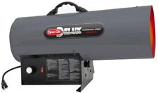 Dyna Glo Portable Heater Automatic Shutoff 150K BTU Natural Gas Vented Gray New