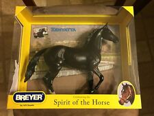 BREYER Zenyatta #1478 [-] Seattle Slew Mold