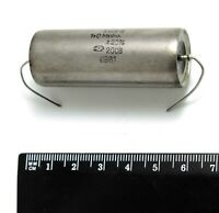 2 x 1uF 1.0 uF 200V K40Y-9 PIO Capacitors New NOS