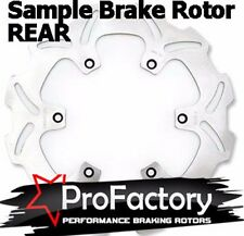 RMZ450 RMZ250 RMZ 250 450 freno Trasero Rotor Disc Pro FACTORY BRAKING EEUU