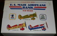 Spec Cast U.S. Mail Die-cast airplane Bank