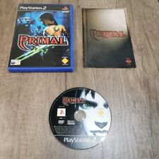 Primal Original Black Label PS2 PAL - complete