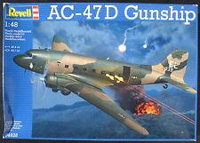 Revell 04926 - AC-47 D Gunship - 1:48 - Flugzeug Modellbausatz - Model Kit