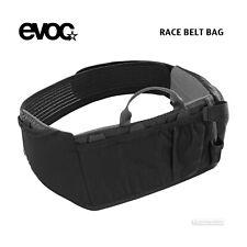 NEW EVOC RACE BELT BAG Hip Pack Storage Belt 0.8L : BLACK