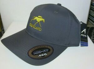 Ahead Keeneland Baseball Cap / Hat - Gray - NWT