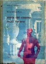 FUTURISMO STORIA DEL CINEMA MUTO ITALIANO BRAGAGLIA MARINETTI VERONESI 1951