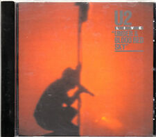 U2 - LIVE: UNDER A BLOOD RED SKY CD
