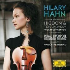 Higdon & Tchaikovsky: Violin Concertos von Hilary Hahn (2011)