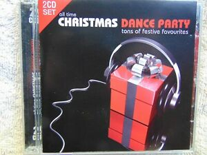 All Time Christmas Dance Party - 2 CD - FREE POST
