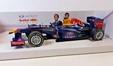 Maisto 1:18 Scale 2013 Infiniti Red Bull Racing Renault RB9 S.Vettel M.Webbr
