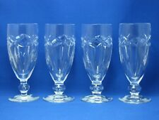 4 CHAMPAGNE KERRY BALL STEM OLDER, NEW PRODUCTION WATERFORD, MADE IN IRELAND