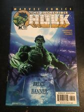 Incredible Hulk#30 Incredible Condition 9.4(2001) Haberlin Cover