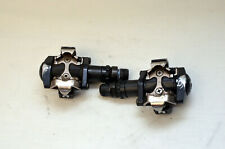 """Vintage Shimano MTB or Road Clipless Bike 9/16"""" PD-M515 Pedals SPD Clipless"""