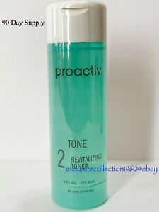 Proactiv Revitalizing Toner 6 oz 90 Day Supply Proactive Tone Factory Sealed New