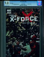X-Force #14 Second Printing CGC 9.8 (Wraparound Cover)