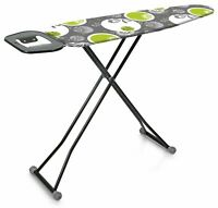 perilla Over The Door Ironing Board Monolithic Steam Permeable Iron Table Board Size 43 x 13 inch Cover Color May Vary