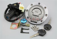 Ignition Switch Lock Fuel Gas Cap Key Set Fit for Yamaha YZF R1 98-99 2004-2012